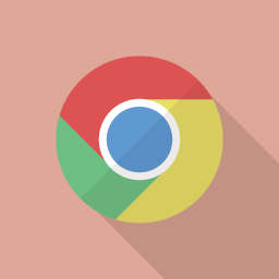 Chrome風のアイコン素材 Flat Icon Design フラットアイコンデザイン