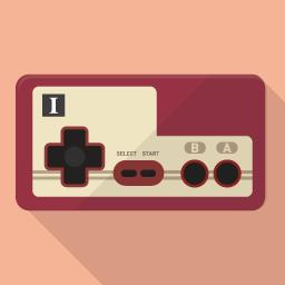ゲーム Flat Icon Design フラットアイコンデザイン