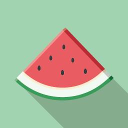 健康 料理 食品 Flat Icon Design フラットアイコンデザイン