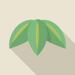 お正月 Flat Icon Design フラットアイコンデザイン