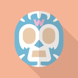 イベント エンターテインメント Flat Icon Design フラットアイコンデザイン